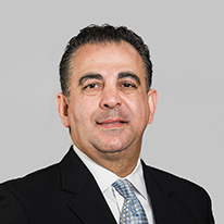 Kamran Zoghi, Senior Manager Capital Territory